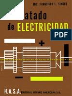 Tratado de Electricidad, Tomo II - Francisco L. Singer