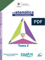 Libro de texto Primer ano de bachillerato resuelto tomo 2.pdf