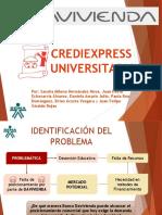 CREDIEXPRESS UNIVERSITARIO