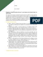 Concepto y preguntas Taller II