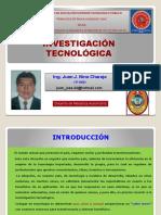 investigacin tecnologica JUAN NINA de TACNA