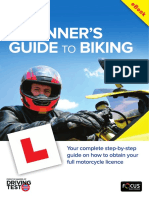 The Beginner's Guide to Biking eBook
