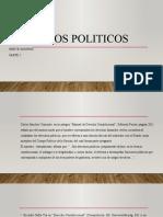 Derechos Politicos - Parte 1