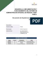 DOCUMENTO ARQUITECTURA Sep  20