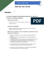 ASIGNCIONES DEL 2do TALLER