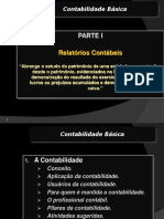 1 - A Contabilidade e seus principios