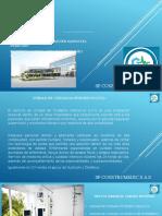 PRESENTACION  DEFINITIVA UNIDAD DE CUIDADO INTENSIVO - HEMDER