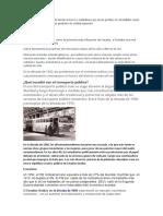 info proyecto urbano