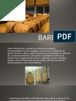 ISIMA Coctelería BARRICAS