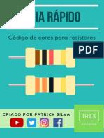 Guia rápido - Código de cores para resistores.pdf
