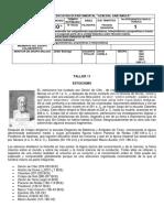 TALLERES FILOSOFIA DECIMO JULIO