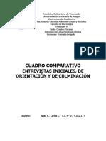 TAREA II - PSICOLOGIA CLINICA -