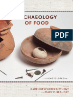 2015. Beaudry, Mary Carolyn_ Metheny, Karen Bescherer Archaeology of food  an encyclopedia