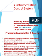 ProcessInstrumentationandControlSystem