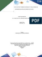 AporteBrianFase 3 - Administración de bases de datos