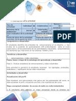 Guía de actividades y rubrica de evaluación - Fase 0 -