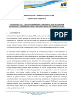 Documentos Consultoria - Ejemplo de Solicitud de Licitacion en El Salvador