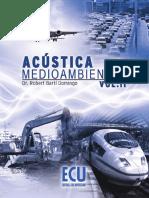 Acústica medioambiental. Vol. 2  - Barti Domingo, Robert (Capítulo 14)