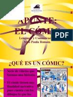 LA HISTORIETA Y EL COMIC