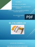 EXPOSICION DEL CIGARRILLO