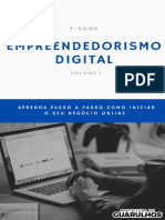 Empreendedorismo Digital Volume I