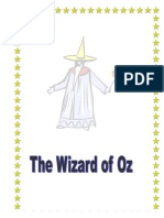 Wizard of Oz script