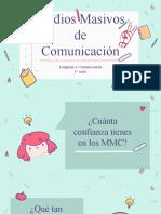 Medios Masivos de Comunicación parte 2