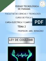 CARGA ELECTRICA TEMA 2