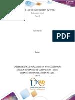 Plantilla de trabajo - Paso 1 - Mapa mental