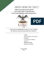 TUTELA JUDICIAL EFECTIVA Y EL DEBIDO PROCESO Análisis de TC-CASACION