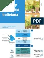 Estado y economía boliviana