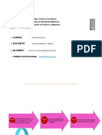 LINEA DE TIEMPO GEOMORFOLOGICA(Marian Espiritu)