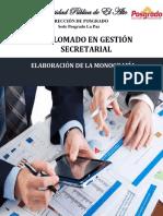 4. Elaboracion de la monografia y lineas de investigación.pdf