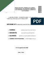 INFORME DE LAB.1 MARIAN ESPIRITU