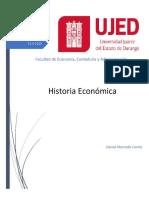 Historia Economica Trabajo F