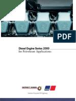 Detroit Diesel 6SA585