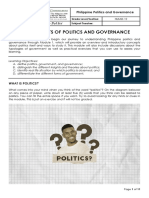 PPG Module 1 - The Concepts of Politics and Governance (Lesson).pdf
