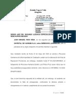 APERSONAMIENTO DE DANY