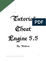 Tutorial Cheat Engine 5.5 -By Wölfran-