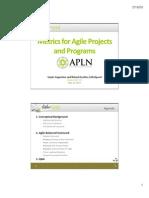 2009-05-Agile-Metrics