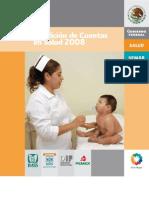 Rendicion de Cuentas en Salud 2008