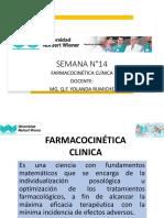 S, 14 FARMACOCINETICA-CLASE_