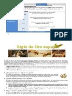 LIT. SIGLO DE ORO