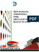 RPP Kelas XI 2020
