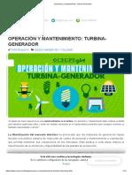 Operación y mantenimiento_ Turbina-Generador.pdf