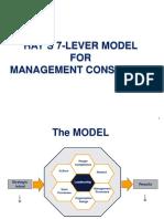 1C Hay's 7-Lever Model