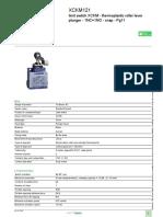OsiSense XC standard_XCKM121