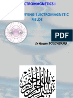 P EM 3. Time Varying Electromagnetic Fields