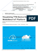 Visualizing TTN Device Data with WolkAbout IoT Platform - Hackster.io