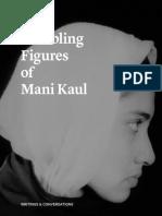 Cahier - The Rambling Figures of Mani Kaul